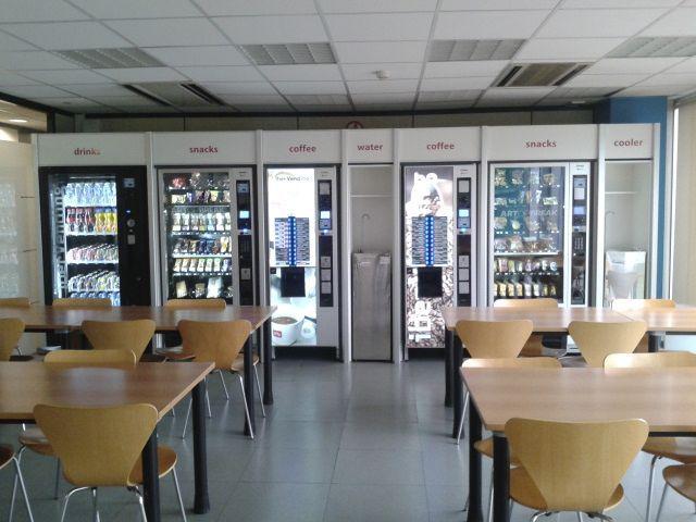 Bidagin mobiliario vending - Servicios de comedor para empresas ...
