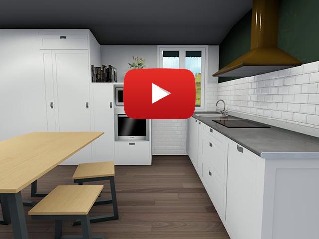 Bidagin proyecto cocina t g for Proyecto cocina